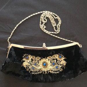 Handbags - Vintage Crossbody/Clutch Bag